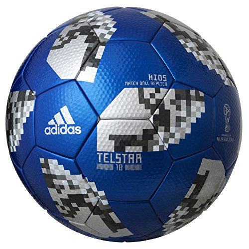 adidas 축구공 4호 초등학생용 2018 FIFA 월드컵 경기공 JFA 텔스타 18 [4색상]