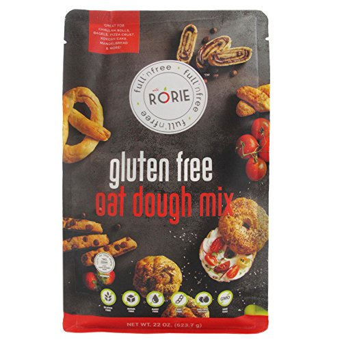 Rories Gluten Free Oat Dough Mix (22 oz) Living Full 'N free ()
