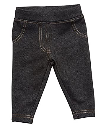 Babies / Girls Jeggings ~ Newborn to 2 Years ~ Navy or Black