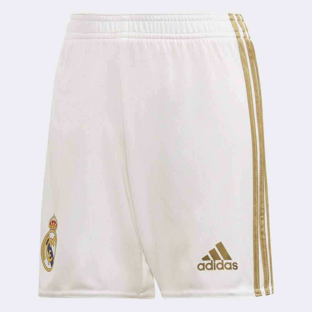 Amazon.com: adidas 2019-2020 Real Madrid Home Mini Kit ...