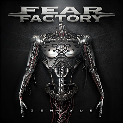 Fear Factory - Genexus Limited Digi-Pak - Zortam Music