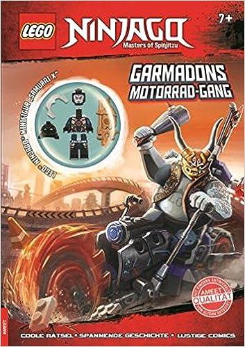 Lego Ninjago Garmadons Motorrad Gang Amazon De Bã Cher