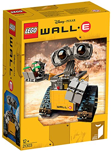 Lego Ideas Disney Pixar 21303 Wall-E [UK Import]