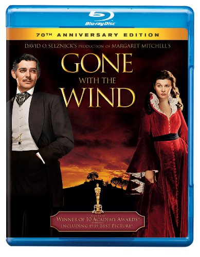 Blu-ray : Gone With the Wind (Blu-ray)