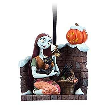 Nightmare Before Christmas Sally Disney Store Sketchbook Ornament
