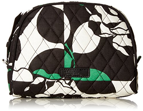 Vera Bradley Medium Zip Cosmetic, Imperial Rose