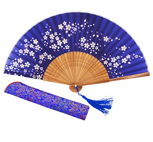 collapsible hand fan - 6