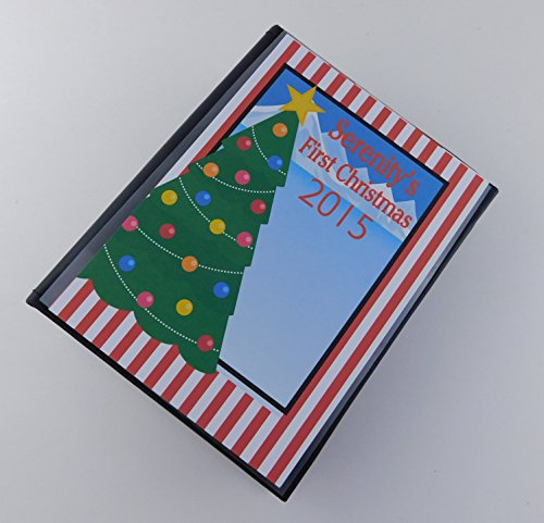 Christmas Photo Album 437 100 4x6 pictures Personalized Holiday Photo Book