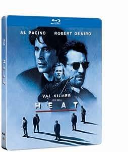 Heat (Limited Edition SteelBook) [Blu-ray] (Bilingual)