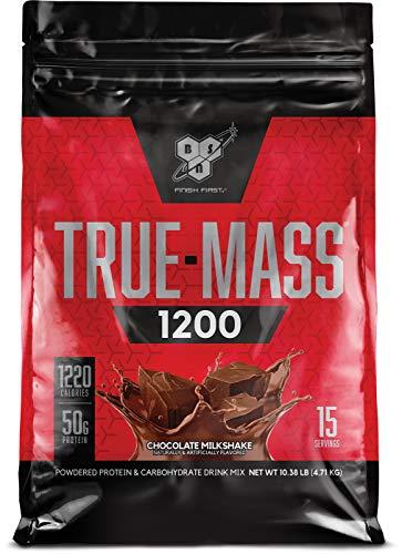 TRUE-MASS 1200, Chocolate Milkshake, 10.38 Pound