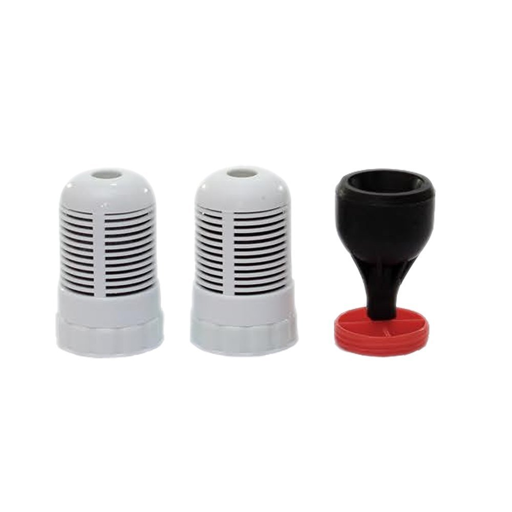Seychelle Regular Replacement Filters - for Gen 2 Dual Water Pitcher