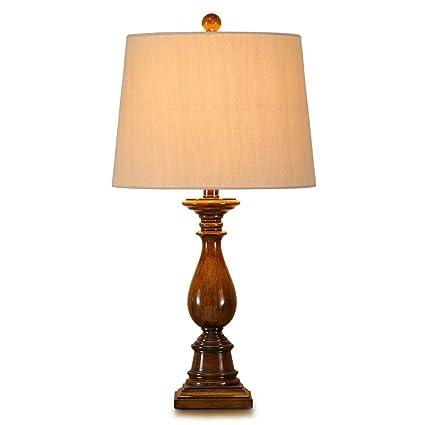 Lámparas de mesa- de Resina, iluminación Interior Antigua ...