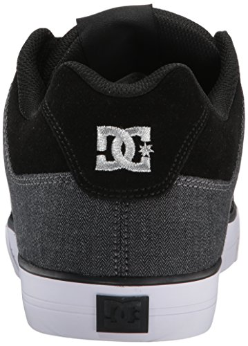 Sneaker D0301024 Black PURE Charcoal DC weiss Herren SE SHOE Shoes YIAwwx6qB