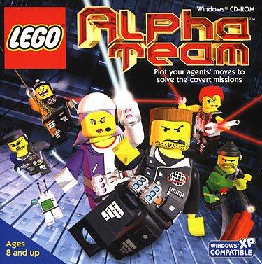 Lego Alpha Team