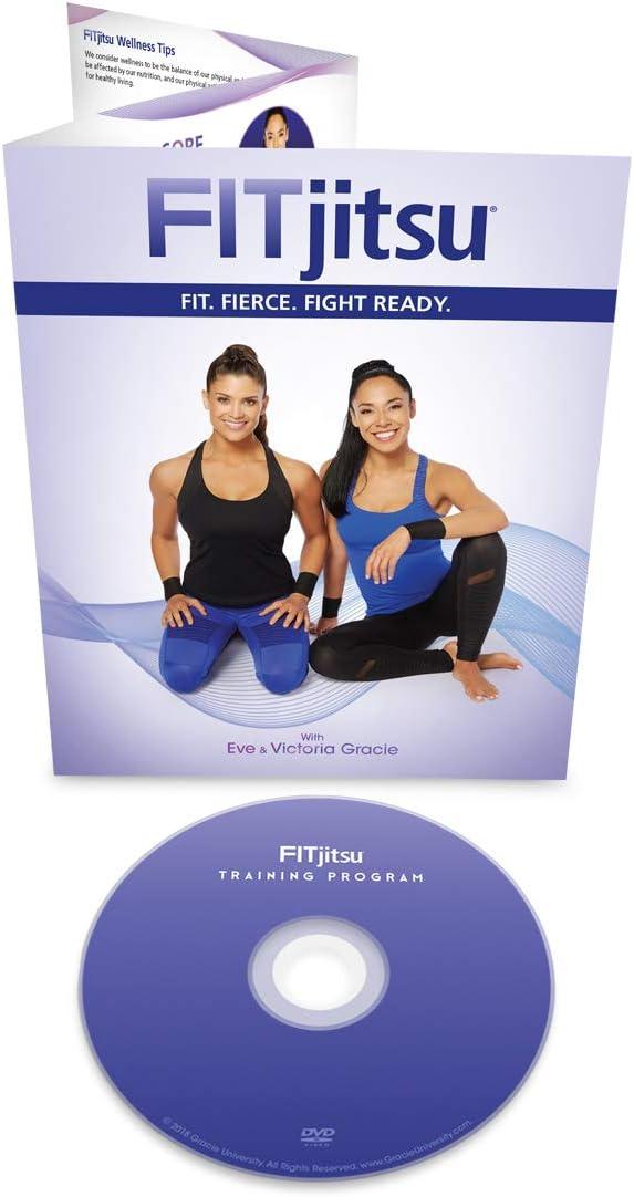 Amazon.com: Gracie University FITjitsu DVD (Jiu-Jitsu Based ...