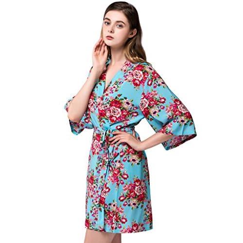 6a8d788462 30%OFF Isoft Women s Short Kimono Robe