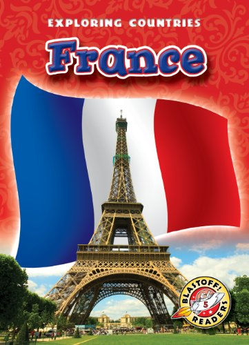 France (Paperback) (Blastoff! Readers: Exploring Countries)