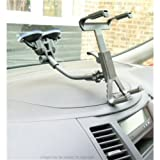 Ultimate Addons Sucker Plus Dual Suction Cup Windscreen Mount for the Apple iPad (sku 10086)