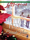 Blessed Vows by Jillian Hart front cover