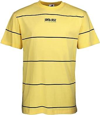 SANTA CRUZ Snake Run Camiseta Yellow 2020 Edition: Amazon.es ...