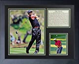 "Legends Never Die ""Tiger Woods Framed Photo Collage, 11 x 14-Inch"