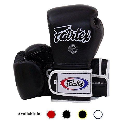 3dbec572c8fc Fairtex Muay Thai Boxing Gloves BGV9 - Heavy Hitter Mexican Style ...