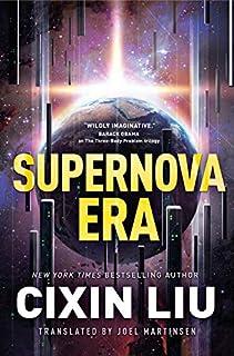 Book Cover: Supernova Era