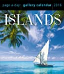Islands Page-A-Day Gallery Calendar 2016