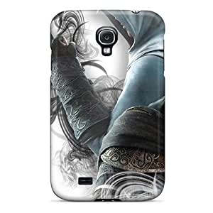 Nathco Case Cover For Galaxy S4 - Retailer Packaging Assassins Creed Protective Case