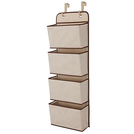 best service d1d7e af745 4 Pockets Over Door Hanging Organiser hanging shelves Closet ...