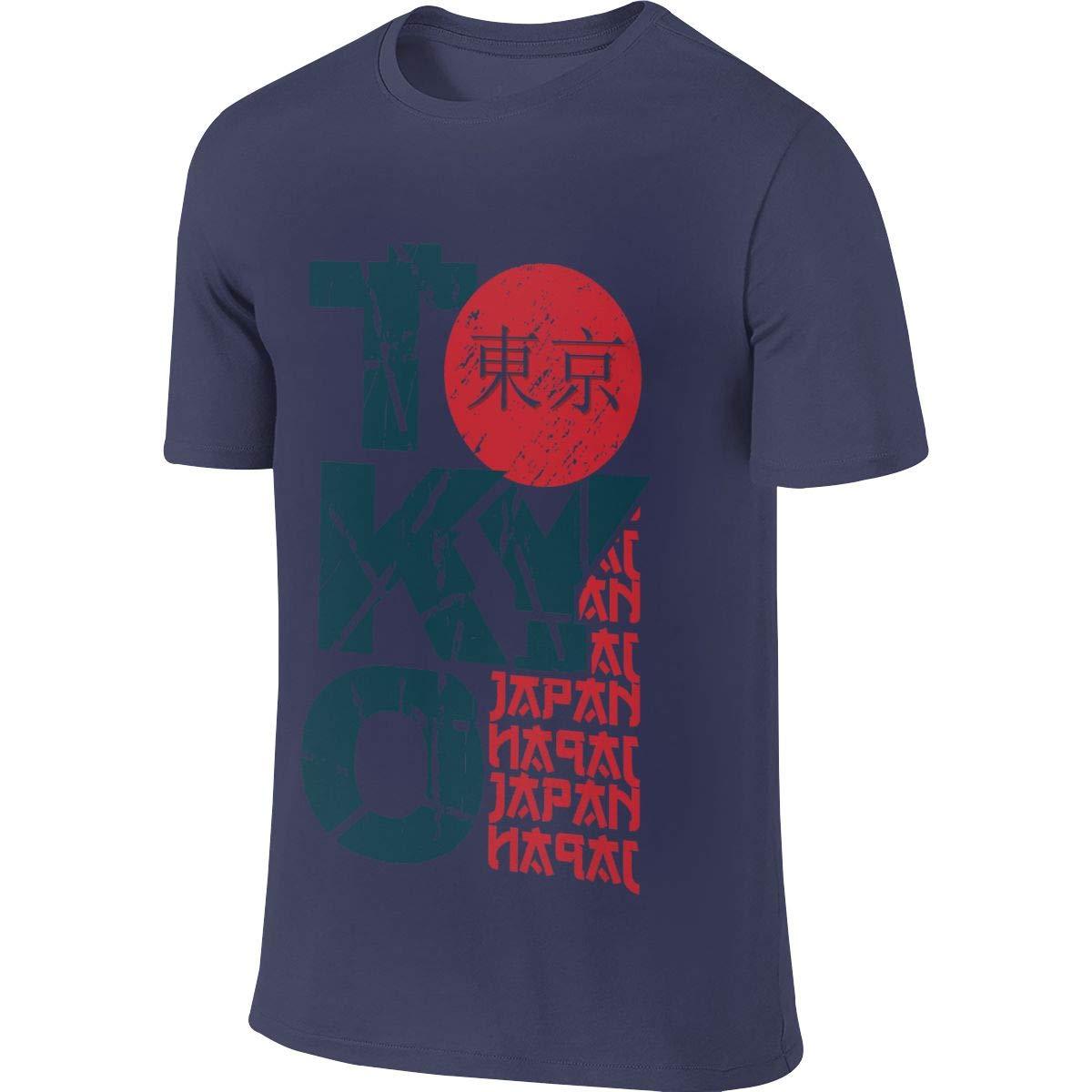STDONE Man Customized Humor Tee Tokyo Japan Print Tshirts