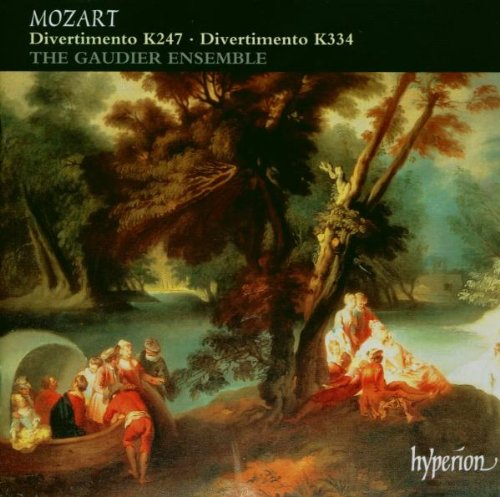 UPC 034571173863, Mozart: Divertimento K. 247; Divertimento K. 334