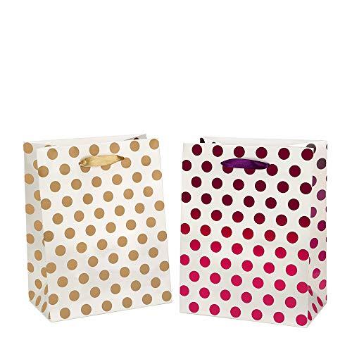 Medium Gift Bags 8x4.75x10.5