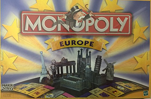 Monopoly Europe Edition