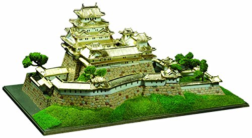 Castle Golden (Himeji Castle Ver.Gold (Plastic model) Doyusha 1/800 Joy Joy Gold Collection|JG1 by Doyusha)