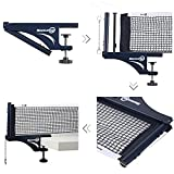 Sanung S207 Table Tennis Net and Post