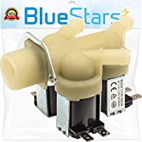 Ultra Durable 5221ER1003A Cold Water Inlet Valve Replacement Part by Blue Stars – Exact Fit For LG Washers - Replaces 5220FR2075L 5221ER1003C