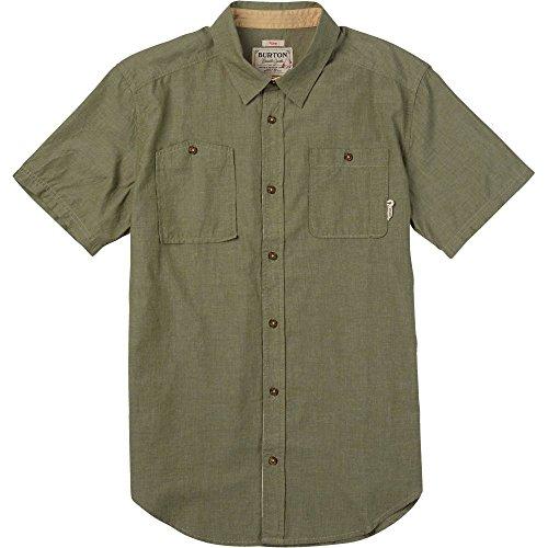 Burton Men's Glade Short Sleeve Shirt, Medium, Olive Night C