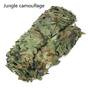 Manintech HideNet M32 - Red de camuflaje 3x2m estilo selva