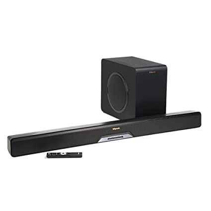 Amazon.com: Klipsch Reference RSB-11 Sound Bar with Wireless ... on
