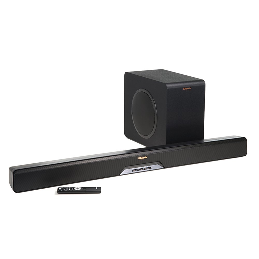 Klipsch Reference RSB-11 Sound Bar with Wireless Subwoofer by Klipsch