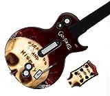 MusicSkins MS-GODF10026 Guitar Hero Les Paul- Xbox 360 & PS3- God Forbid- Sickness And Misery Skin