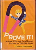 img - for Prove it! (A Science I Can Read Book) book / textbook / text book