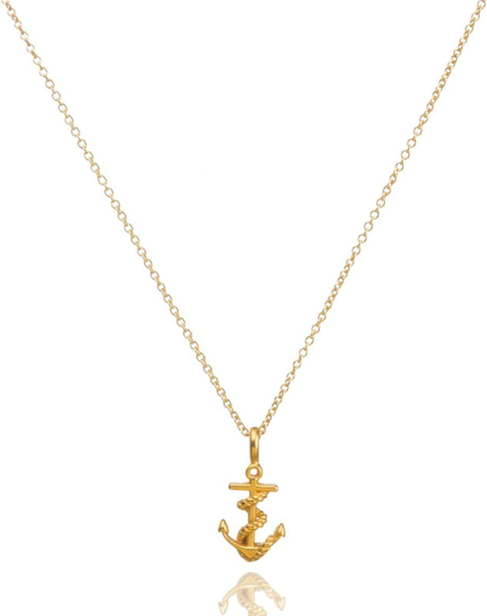 Clavicle Necklace with Blessing Gift Card Classy Costume Choker Jewelry Favors Small Dainty Gold Key Pendant Chain
