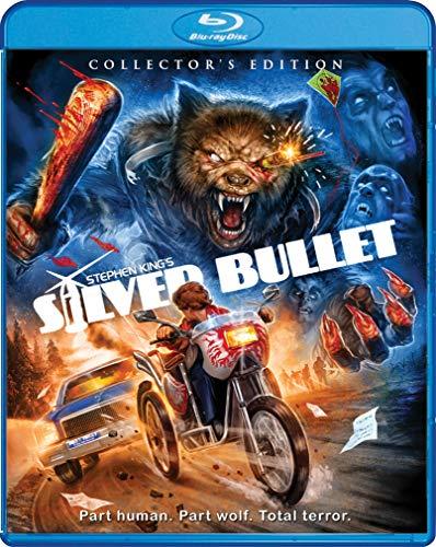 Silver Bullet Blu ray Corey Haim product image