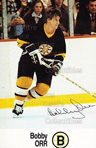 y Card 1988-89 Esso 33 Bobby Orr ()