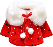 Ankoee Winter Infant Baby Girls Coat Cotton Warm Jacket for 0-24 Months