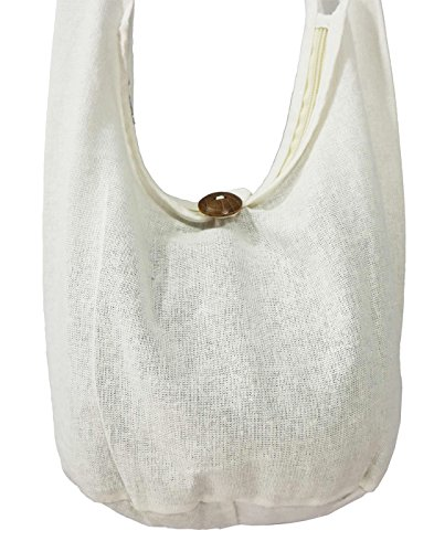 White Hobo Handbags - 9