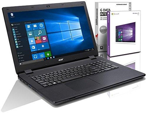 Acer 17.3″ Laptop (7th Gen. Intel Quad Core N4200 Processor 2.50GHz, 8GB RAM, 1 TB S-ATA 6, Intel HD Graphic, DVD-RW, Bluetooth, HDMI, Webcam, Windows 10 Professional) #5856