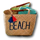 Tag Beach Pool Travel Tote Bag